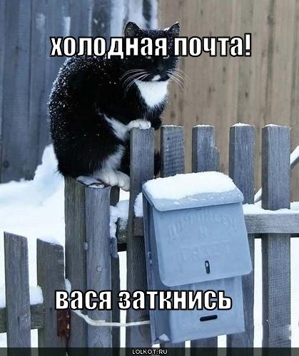холодная почта