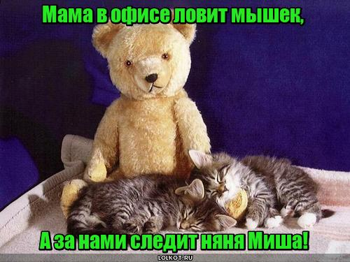 Няня Миша